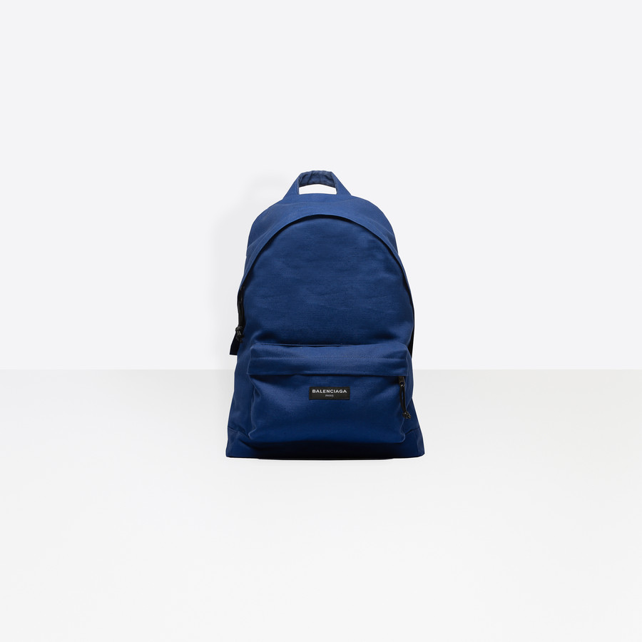 Explorer Cotton Backpack
